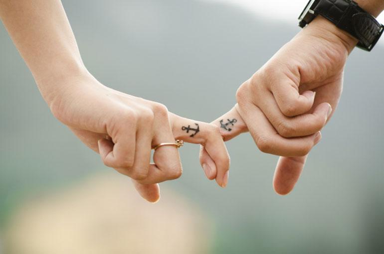 Ideas Irracionales respecto a la relación de pareja